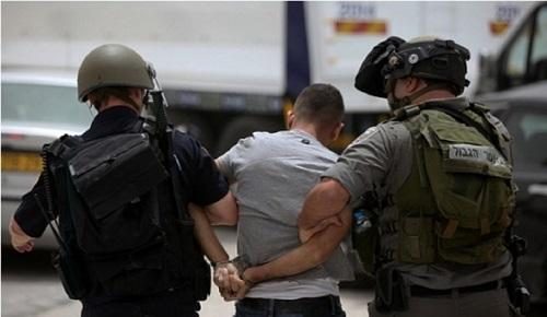 Eight Palestinians detained from West Bank