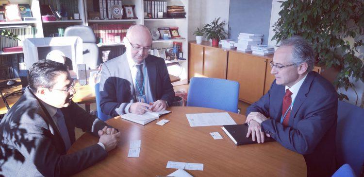 Yemeni-Austrian cooperation in monitoring drugs discussed