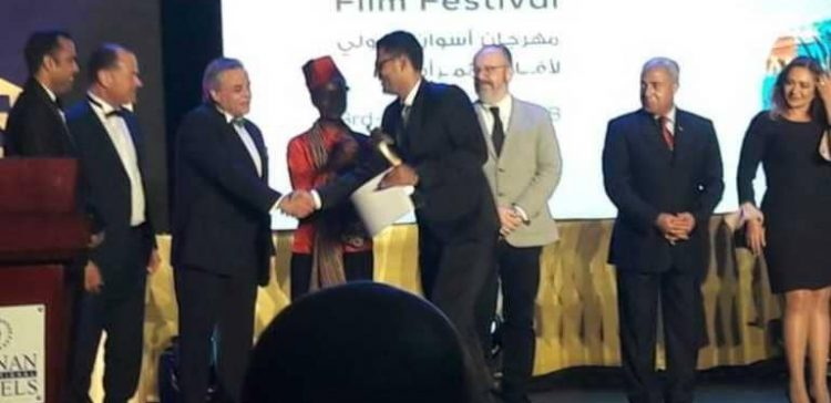 "Yemeni film ""10 Days Before Zafa"" Wins Aswan Festival Award"