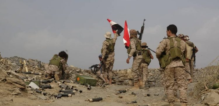 Houthi militias inflicted major losses in Taiz