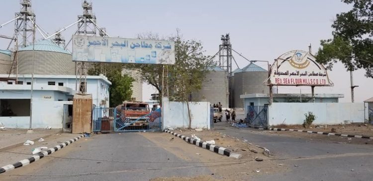 UN says grains stored in Hodeidah at risk of rotting