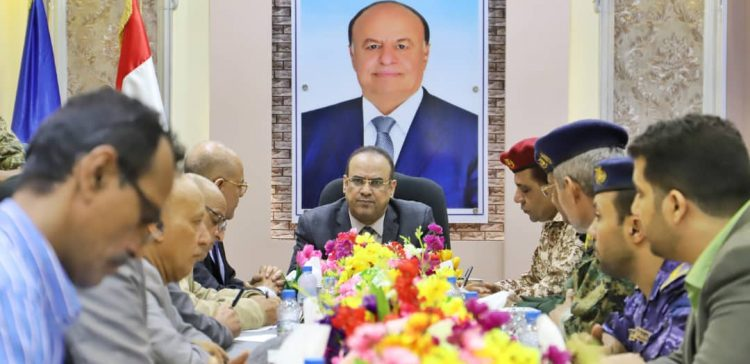 Interior Ministry chairs meeting of Taiz leadership