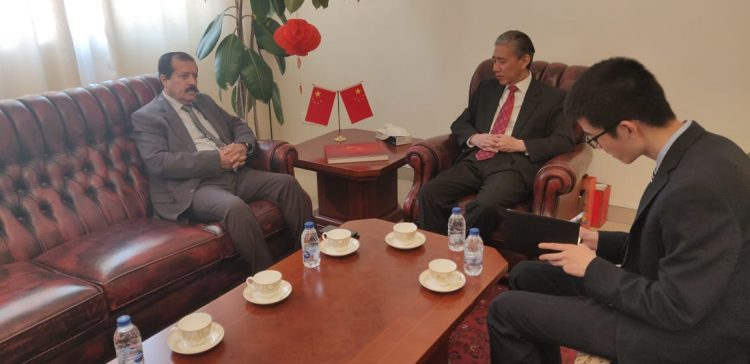Yemeni – Chinese joint cooperation discussed
