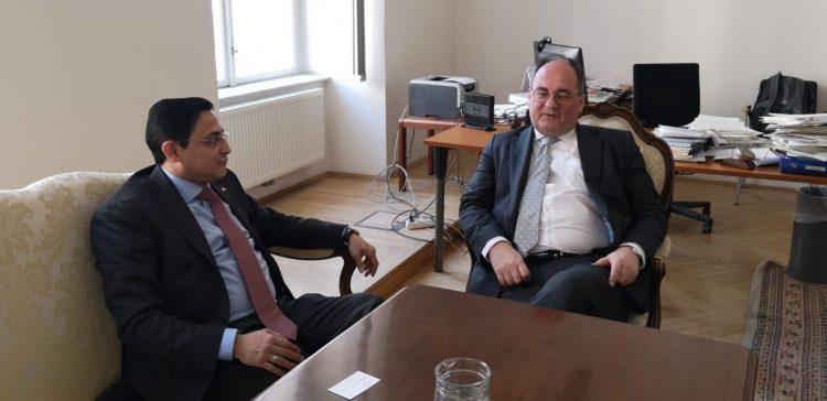 Yemeni-Austrian bilateral ties discussed