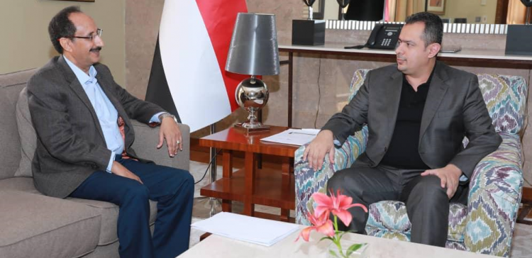 PM emphasizes strength of Yemeni-Moroccan relationship