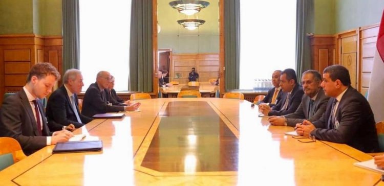PM reiterates government's commitment to implement Sweden Agreement