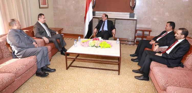 VP reviews Govt's efforts in liberated regions