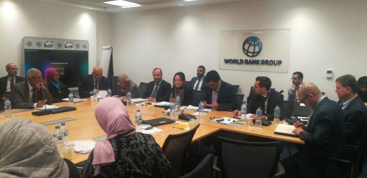 Yemen government, World Bank discuss Yemen's needs