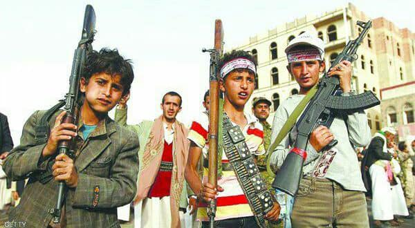 Houthi rebels intensify child conscription in Dhamar