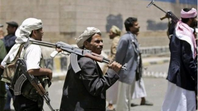 Man executed before his family by Houthi militia in Taiz