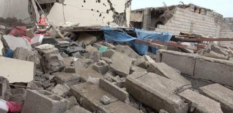 Houthi militia's shelling injures a child, four women in Hodeida