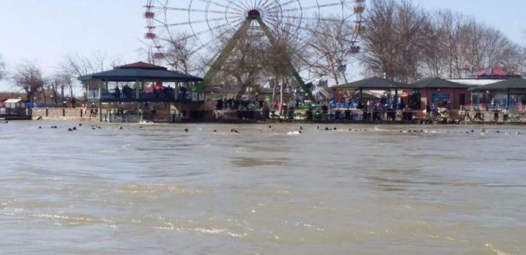 Overloaded Ferry Sinks in North Iraq Leaving Dozens Dead