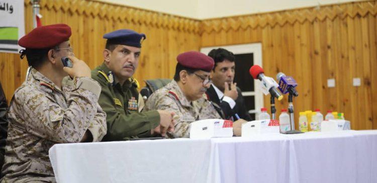 Presidential committee convenes meeting with local authority, social dignitaries in Almaharah