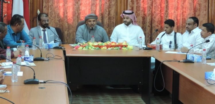Sayoon Reconstruction Program discusses needed projects