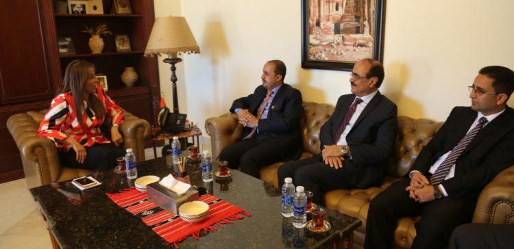 Information Minister praises Jordan's support for Yemen's government
