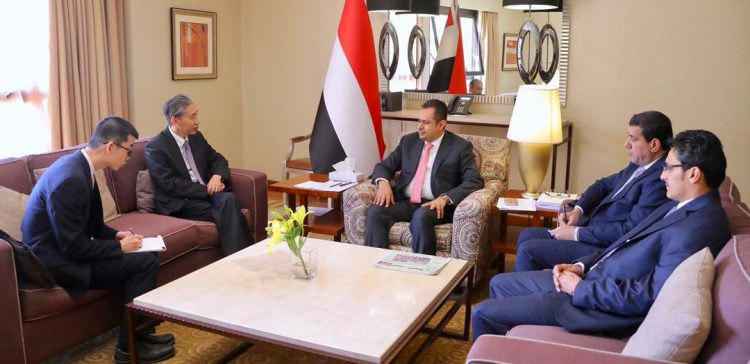 Prime Minister discusses situations in Yemen with Chinese Ambassador