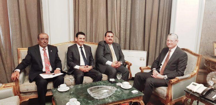 Yemeni-Egyptian officials discuss bilateral ties