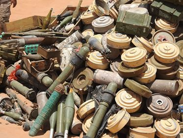 1528 Houthi-laid landmines removed in one week