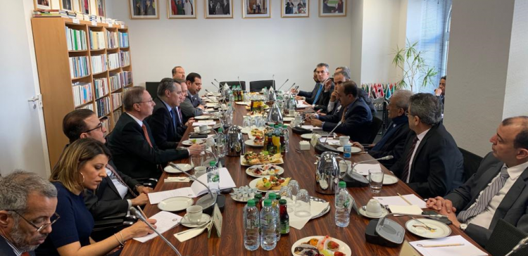 Info. Minister briefs Arab Ambassadors in Germany on developments in Yemen