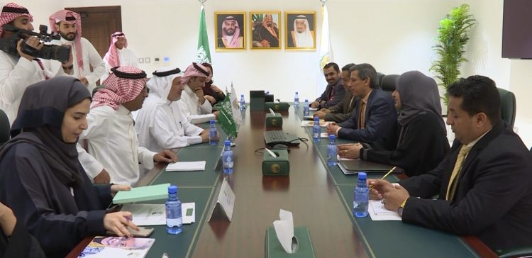 Technical Education minister, KSrelief discuss aspects of cooperation