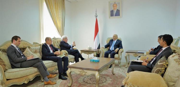 FM, UN's envoy discuss implementing obstructions Stockholm Agreement