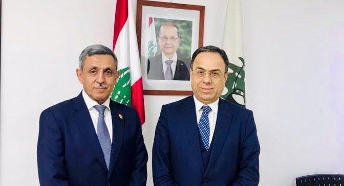 Yemen, Lebanon discuss bilateral boosting trade relations