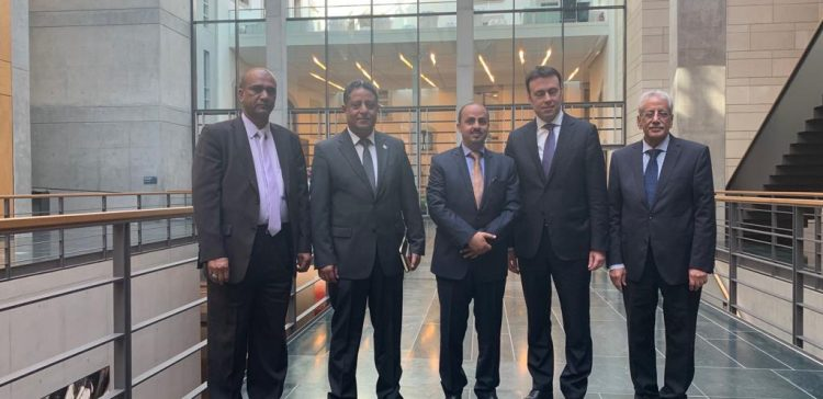 Yemen seeks more political support from Germany
