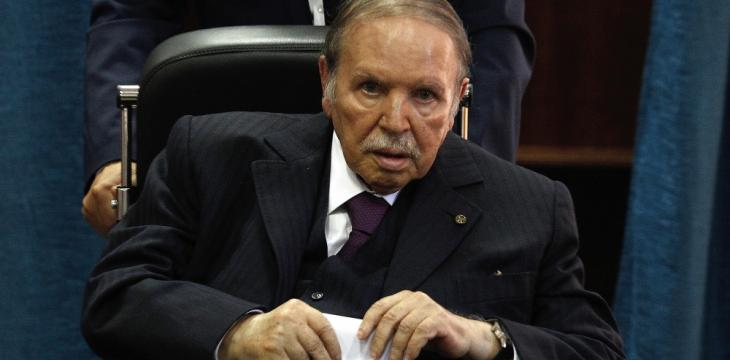 Algeria's Buteflika Resigns