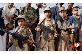 Houthi militia prepares to enlist about 50 thousand child, Inform. Minister warns
