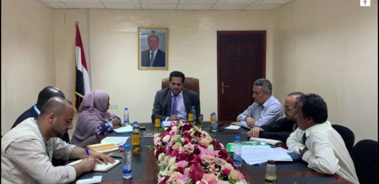 HR Minister, UNICEF official discuss ending child recruiting