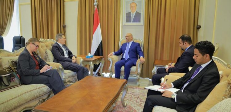 Foreign Minister, U.S. Ambassador discuss political developments in view of quartet's meeting