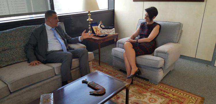 Yemeni-Spanish bilateral ties discussed
