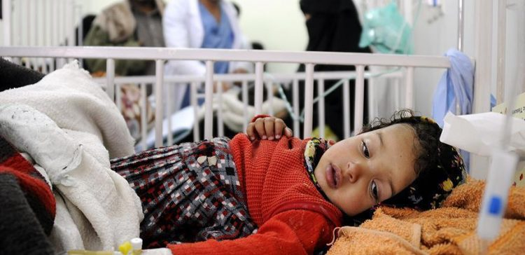 Health system on the brink of collapse in Houthi-held areas