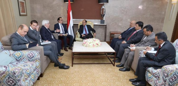 VP cites govt's several concessions versus Houthi failure to honor any peace initiative