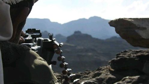 At least 560 Houthi rebels killed during the past ten days in Al-Dhale province