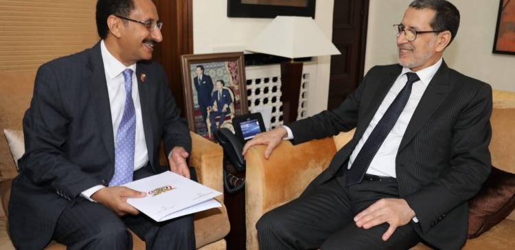 Hodeida developments discussed in Morocco