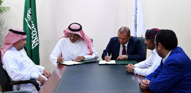 KSrelief signs contracts for treating Yemeni inured