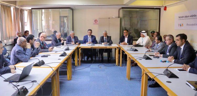 PM meets with Arab Ambassadors to Kenya