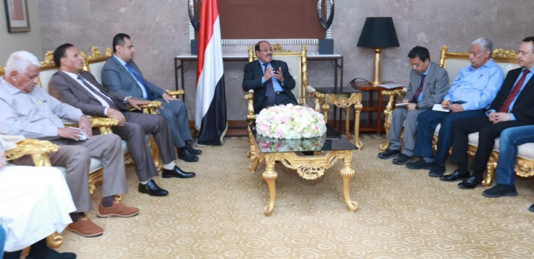 Vice President meets with members of NAPP