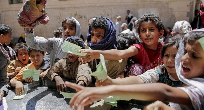 WFP considers ending aid to Houthi-controlled areas in Yemen after 'interference'