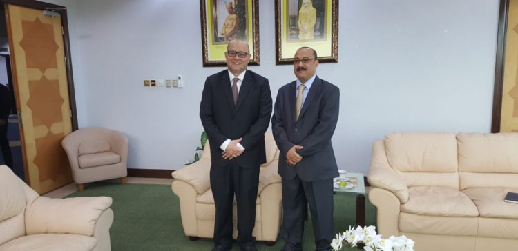 Yemen, Brunei discuss educational cooperation