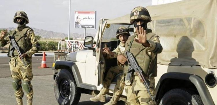 7 Egyptian policemen killed in sinai militant attack