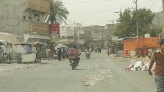 Civilian casualties by Houthi shelling in Hodeidah