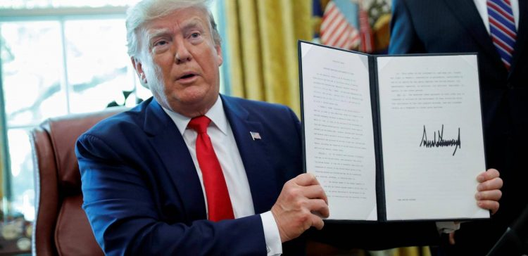 Trump slaps sanctions on Iran's Khamenei