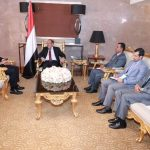 Ongoing arrangements to establish the Foreign Ministry's headquarters in Aden discussed