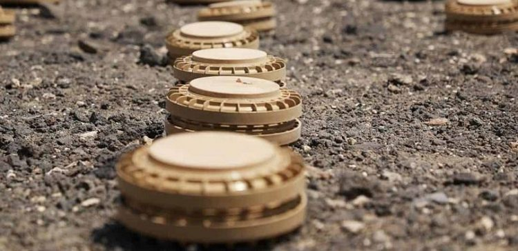 MASAM removes 105 landmines in the 2nd week of June