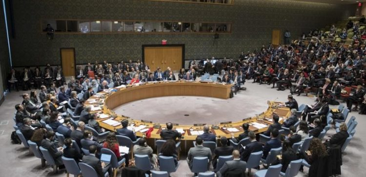 UN Draft Resolution Condemns Houthi Attacks on Saudi Arabia