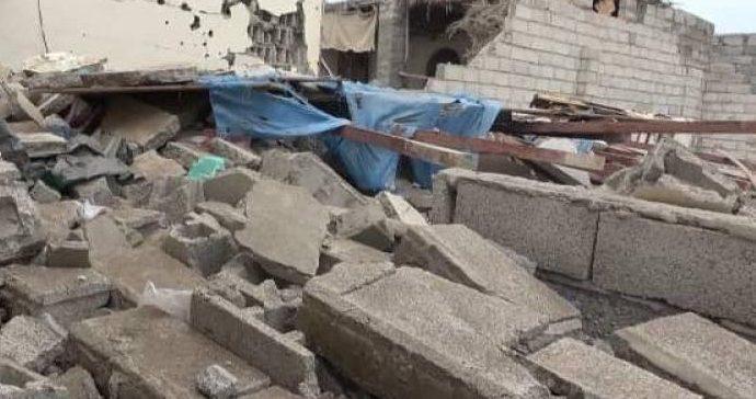 Houthi militia shells residential areas in Hodeidah