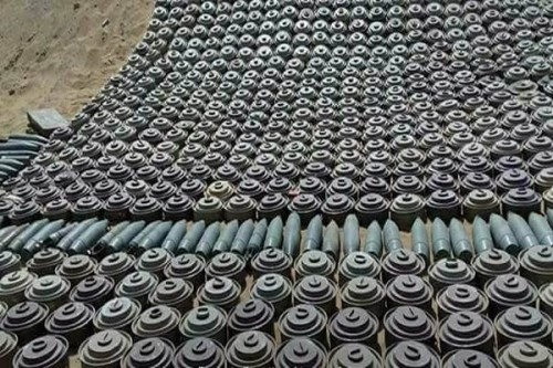 MASAM removes 5812 Houthi-laid mines in September