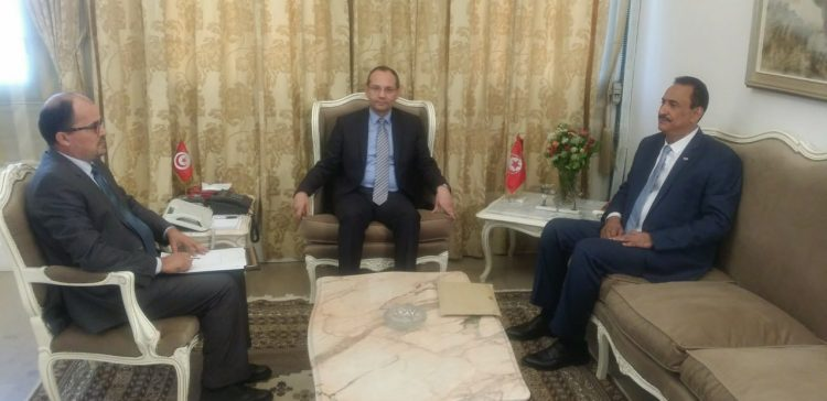 Tunisian Interior Minister shows willingness to rehabilitate Yemeni security personnel